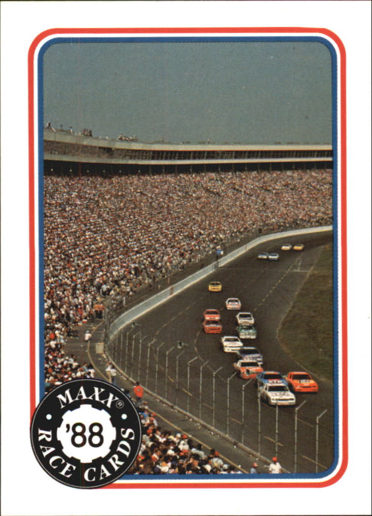 1988 Maxx Charlotte #97 Filling the Stands/Charlotte