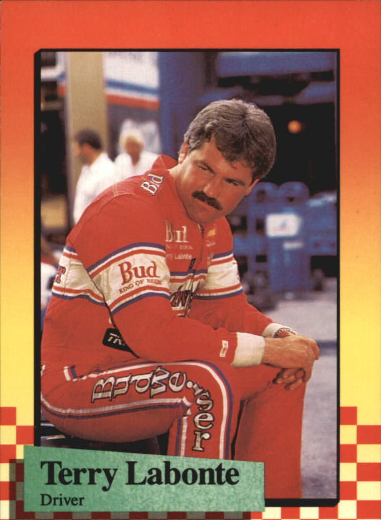 1989 Maxx #11 Terry Labonte