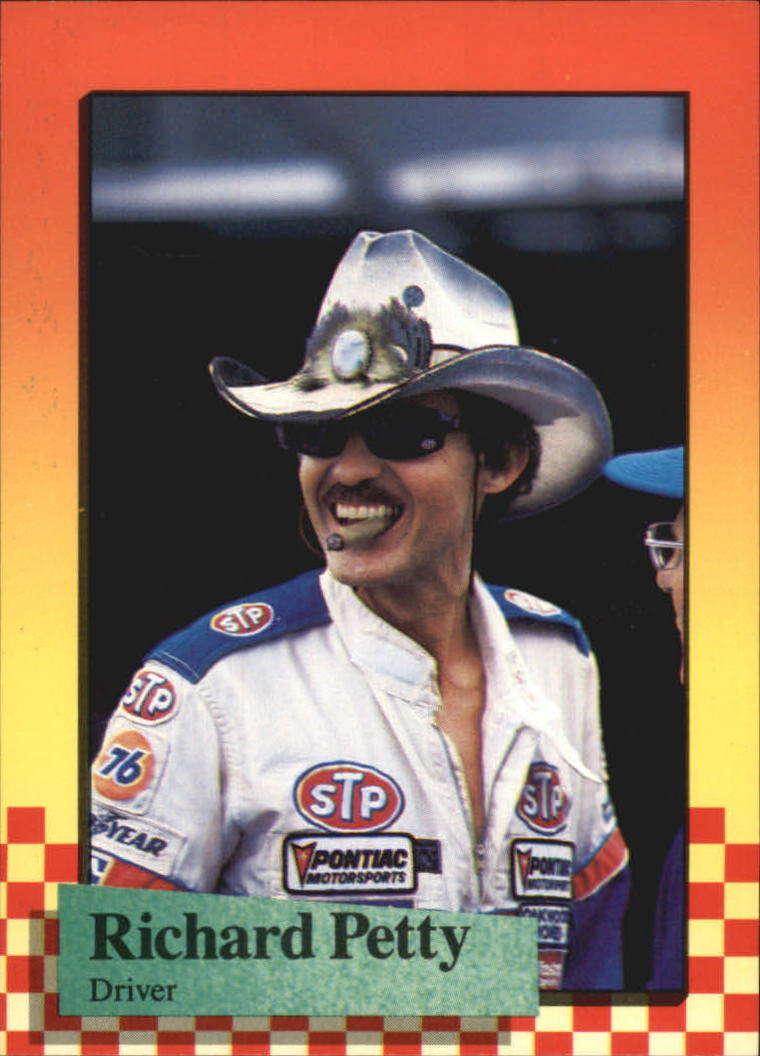 1989 Maxx #43 Richard Petty