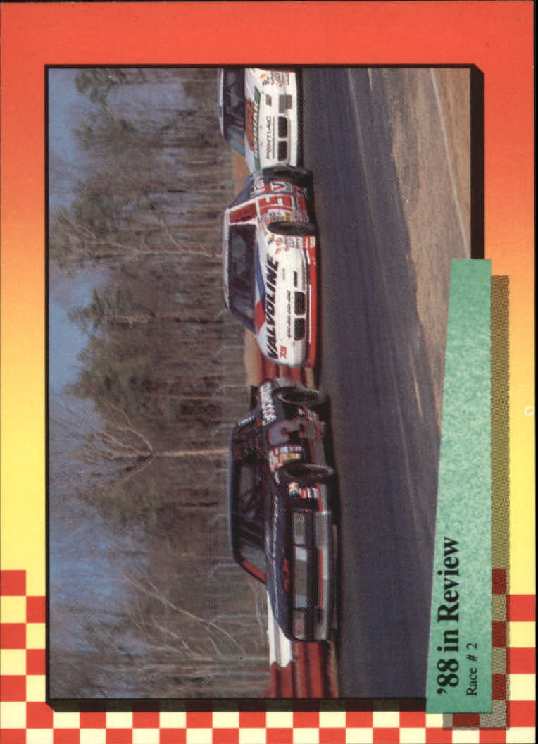1989 Maxx #102 Dale Earnhardt's Car/Neil Bonnett's Car/Year in Review