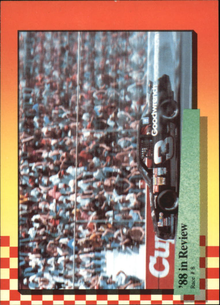 1989 Maxx #108 Dale Earnhardt's Car/Year in Review