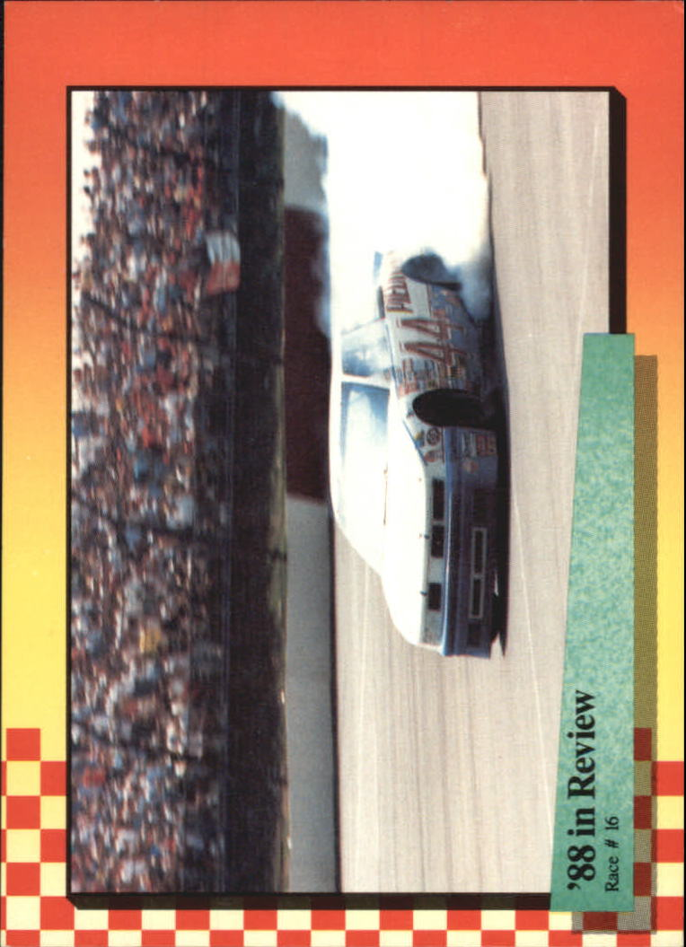 1989 Maxx #116 Sterling Marlin's Car/Year in Review