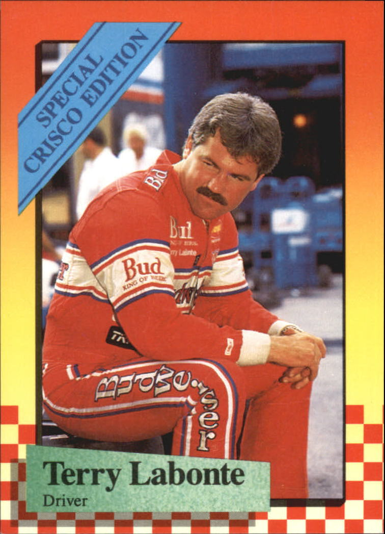 1989 Maxx Crisco #7 Terry Labonte
