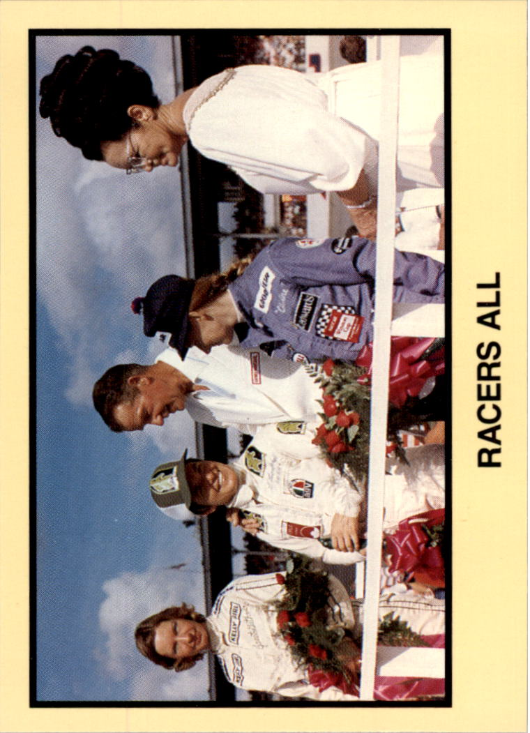 1989-90 TG Racing Masters of Racing #171 Lee Petty/Louise Smith/Janet Guthrie/Lella Lombardi/Christine Beckers/Racers All