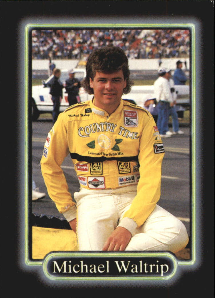 1990 Maxx #30 Michael Waltrip
