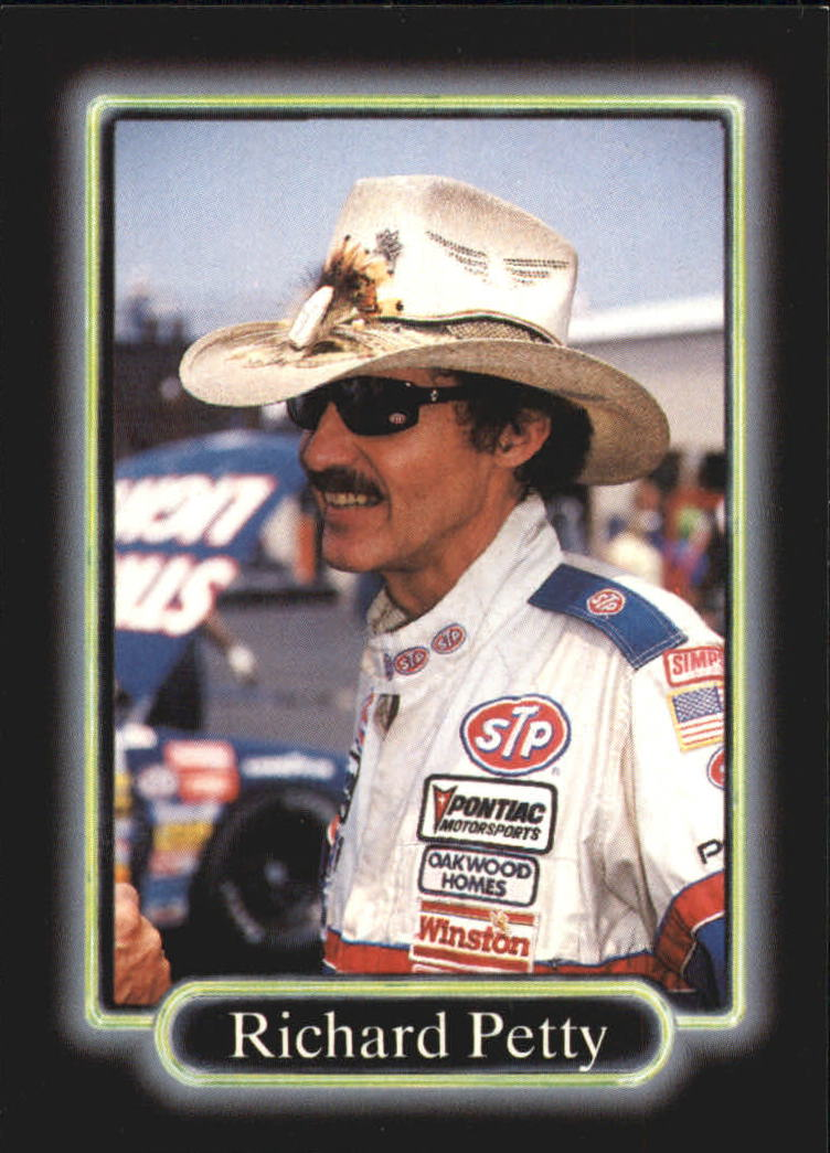 1990 Maxx #43 Richard Petty