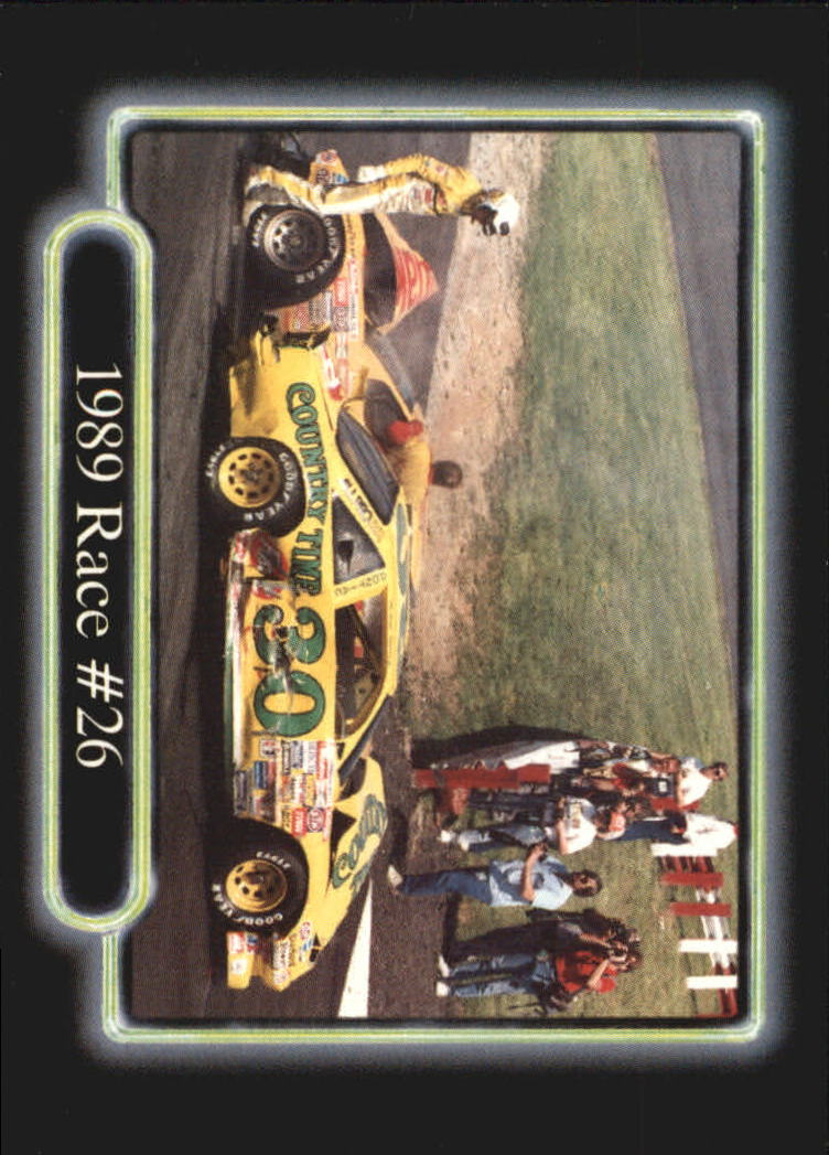 1990 Maxx #194 Michael Waltrip's Car/Phil Parsons' Car/Year in Review