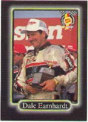 1990 Maxx Holly Farms #HF1 Dale Earnhardt