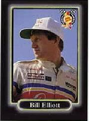 1990 Maxx Holly Farms #HF2 Bill Elliott