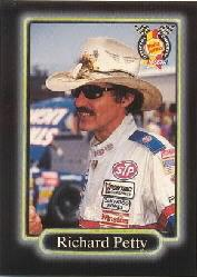 1990 Maxx Holly Farms #HF6 Richard Petty