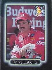 1990 Maxx Holly Farms #HF12 Terry Labonte