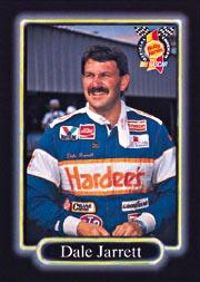 1990 Maxx Holly Farms #HF20 Dale Jarrett