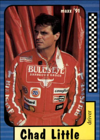 1991 Maxx #19 Chad Little