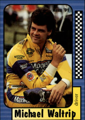 1991 Maxx #30 Michael Waltrip