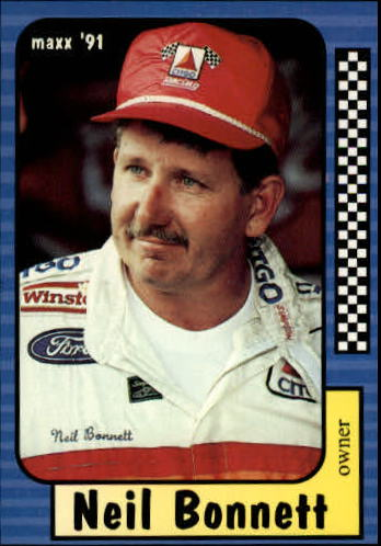 1991 Maxx #36 Neil Bonnett