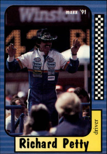 1991 Maxx #43 Richard Petty