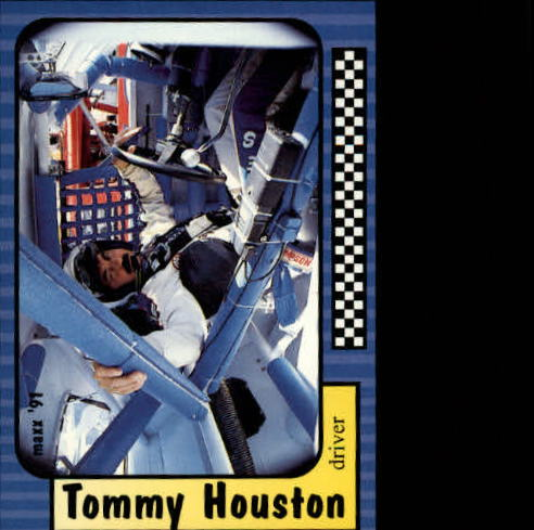 1991 Maxx #65 Tommy Houston