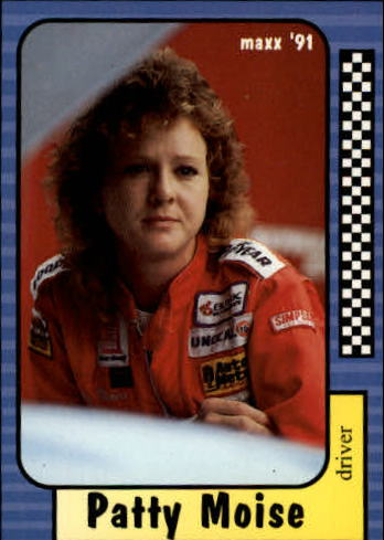1991 Maxx #91 Patty Moise