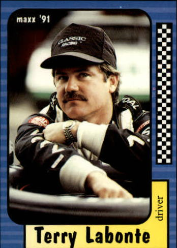 1991 Maxx #94 Terry Labonte