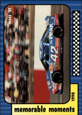 1991 Maxx #109 Kyle Petty's Car MM