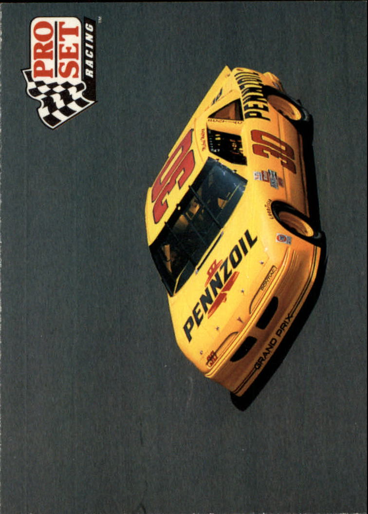 1991 Pro Set #60 Michael Waltrip's Car