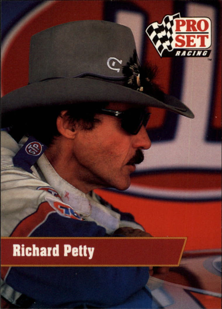 1991 Pro Set #65 Richard Petty