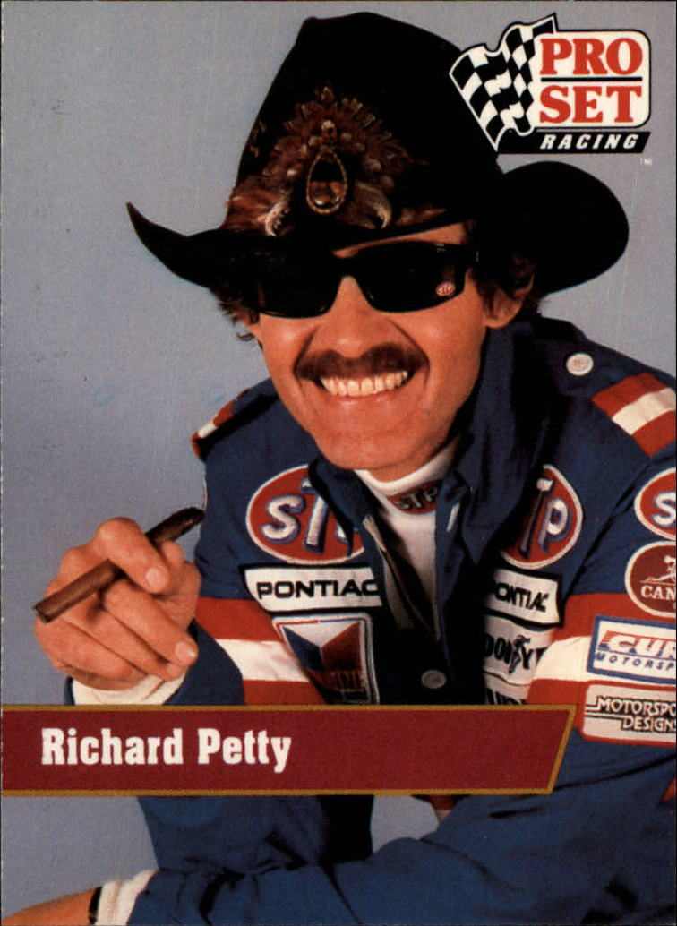 1991 Pro Set #130 Richard Petty