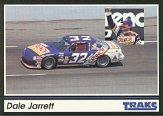 1991 Traks #32 Dale Jarrett