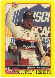 1991 Traks Mom-n-Pop's Biscuits Dale Earnhardt #2 Dale Earnhardt