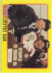 1991 Traks Mom-n-Pop's Ham Dale Earnhardt #1 Dale Earnhardt/R.Childress