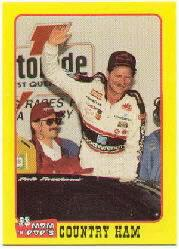 1991 Traks Mom-n-Pop's Ham Dale Earnhardt #4 Dale Earnhardt
