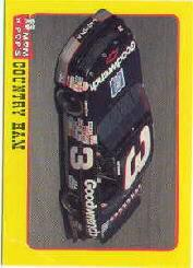 1991 Traks Mom-n-Pop's Ham Dale Earnhardt #6 Dale Earnhardt's Car