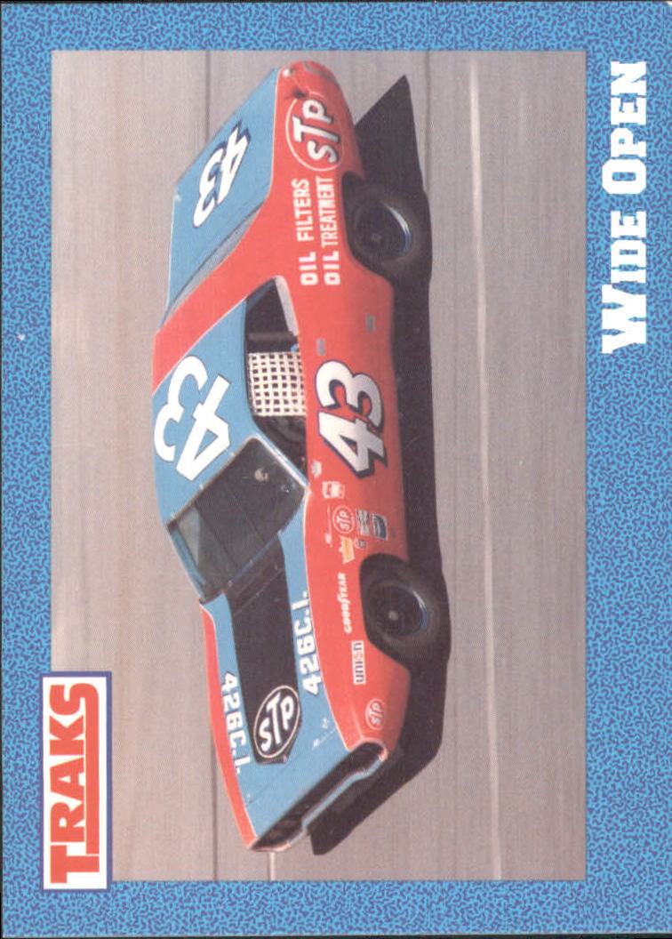 1991 Traks Richard Petty #2 Richard Petty's Car