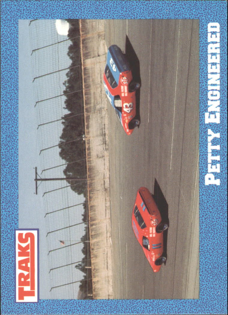 1991 Traks Richard Petty #3 Richard Petty's Car