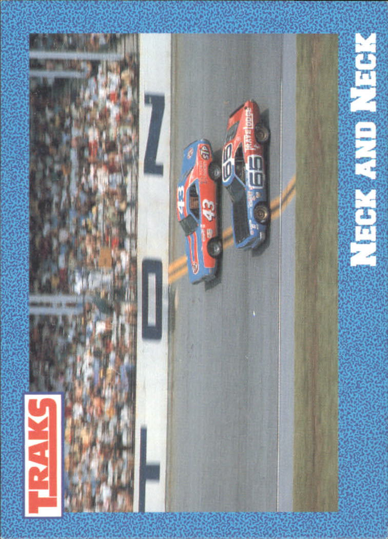 1991 Traks Richard Petty #5 Richard Petty's Car