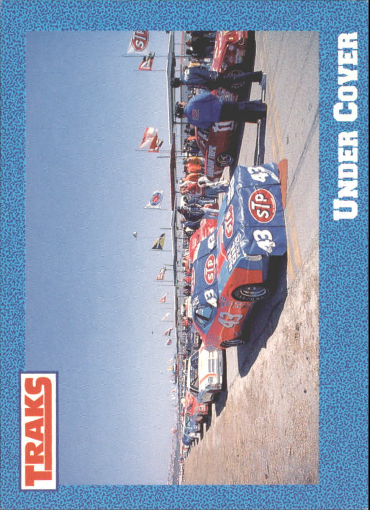 1991 Traks Richard Petty #7 Richard Petty's Car
