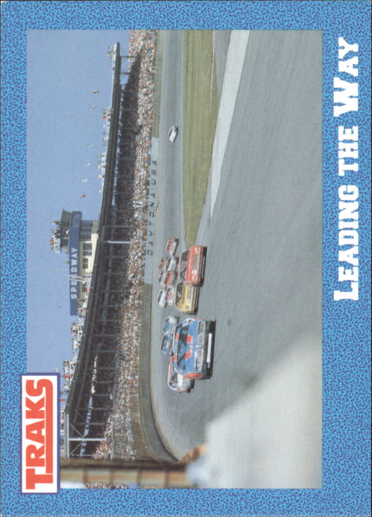 1991 Traks Richard Petty #12 Richard Petty's Car