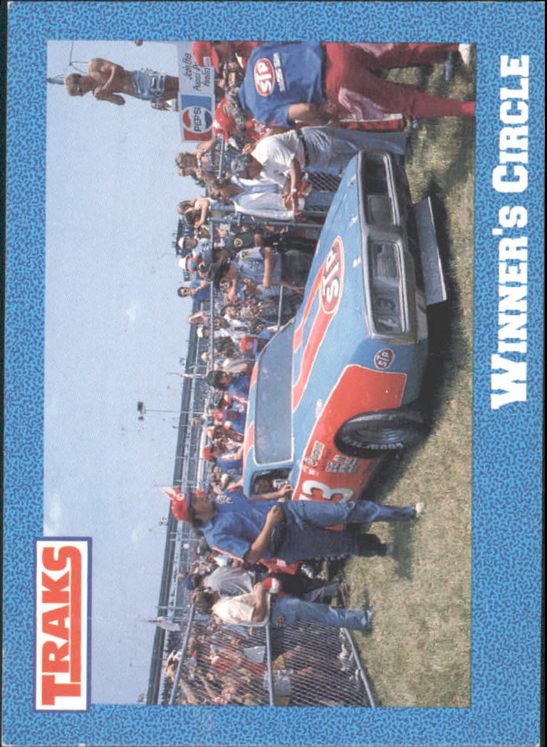 1991 Traks Richard Petty #13 Richard Petty's Car