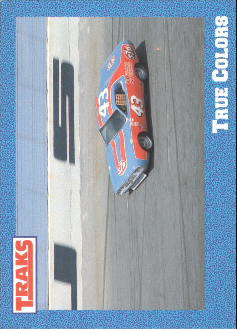 1991 Traks Richard Petty #16 Richard Petty's Car