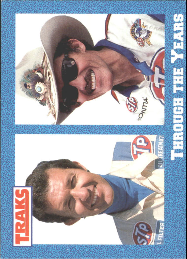 1991 Traks Richard Petty #18 Richard Petty