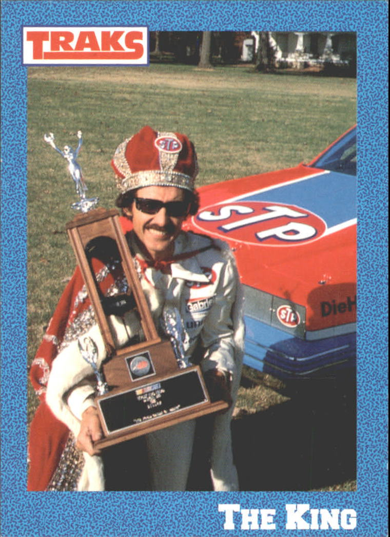 1991 Traks Richard Petty #19 Richard Petty