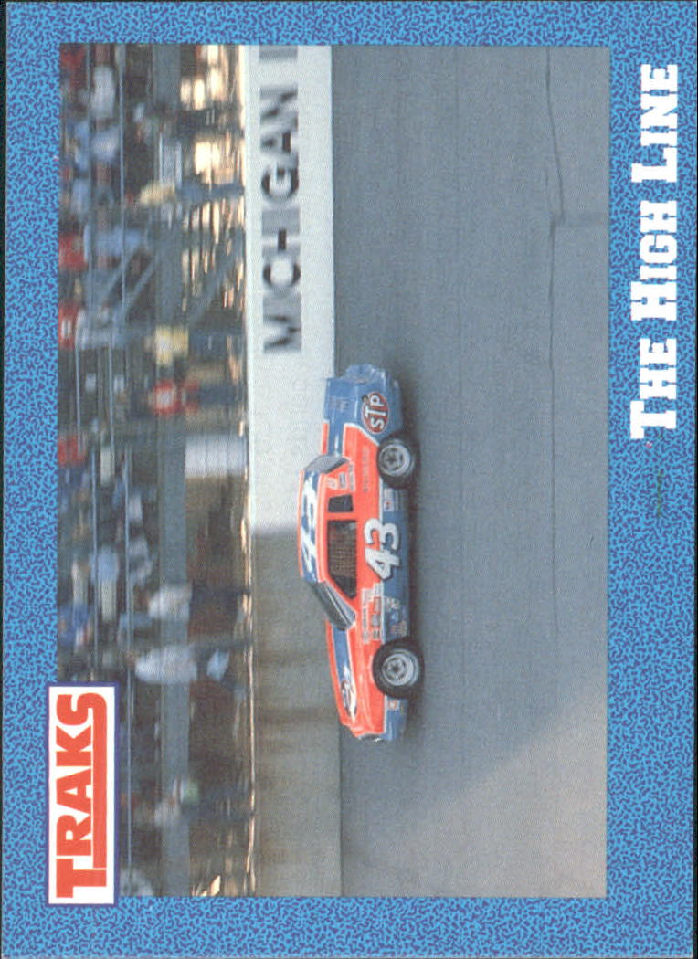 1991 Traks Richard Petty #24 Richard Petty's Car