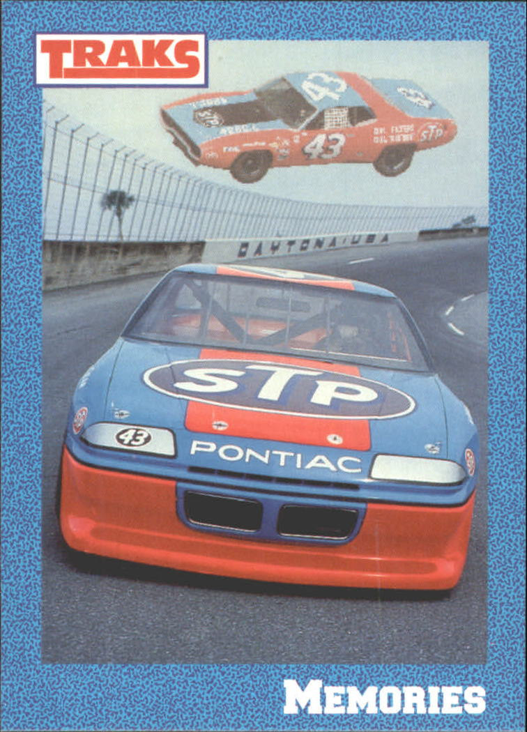 1991 Traks Richard Petty #25 Richard Petty's Car