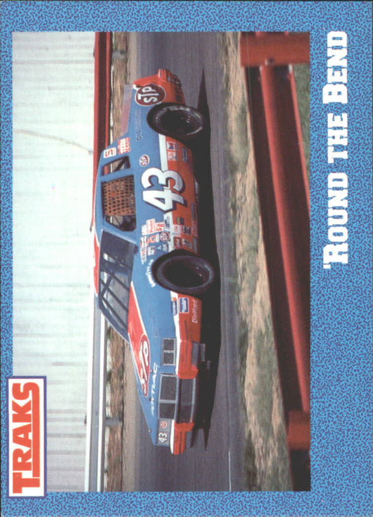 1991 Traks Richard Petty #26 Richard Petty's Car