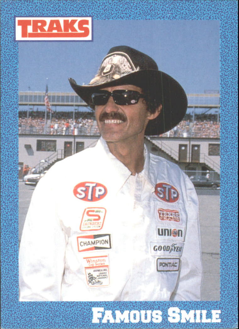 1991 Traks Richard Petty #27 Richard Petty