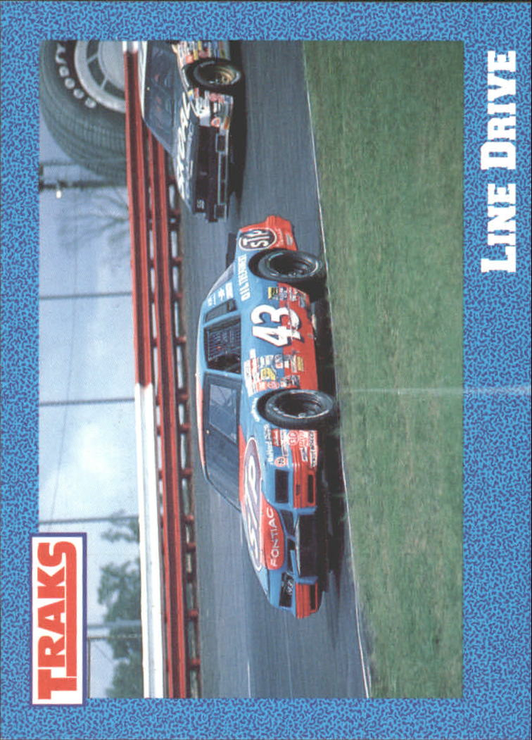 1991 Traks Richard Petty #34 Richard Petty's Car