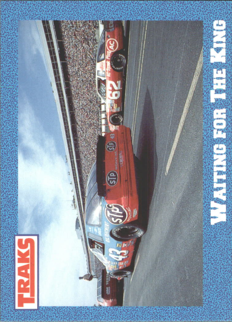 1991 Traks Richard Petty #35 Richard Petty's Car