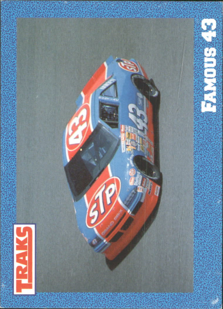 1991 Traks Richard Petty #40 Richard Petty's Car