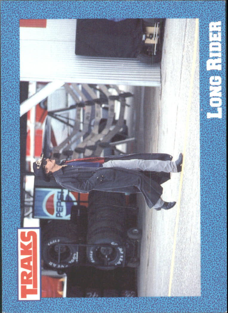 1991 Traks Richard Petty #44 Richard Petty