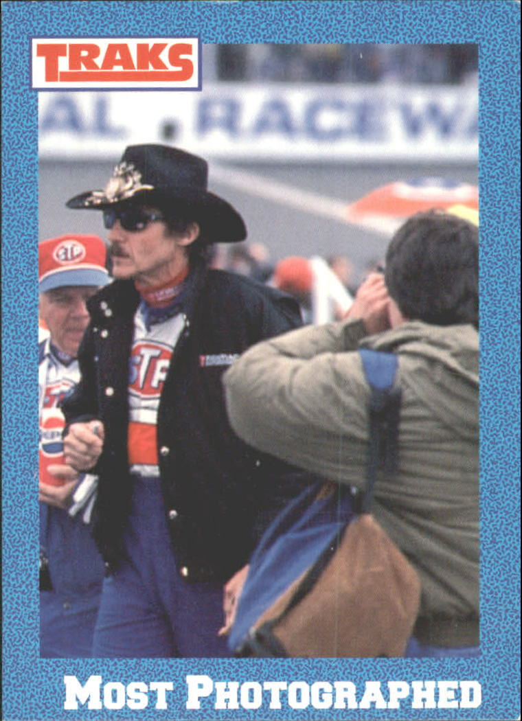 1991 Traks Richard Petty #47 Richard Petty